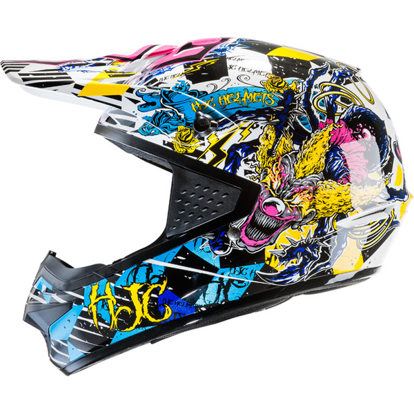 Casque CS-MX Clown