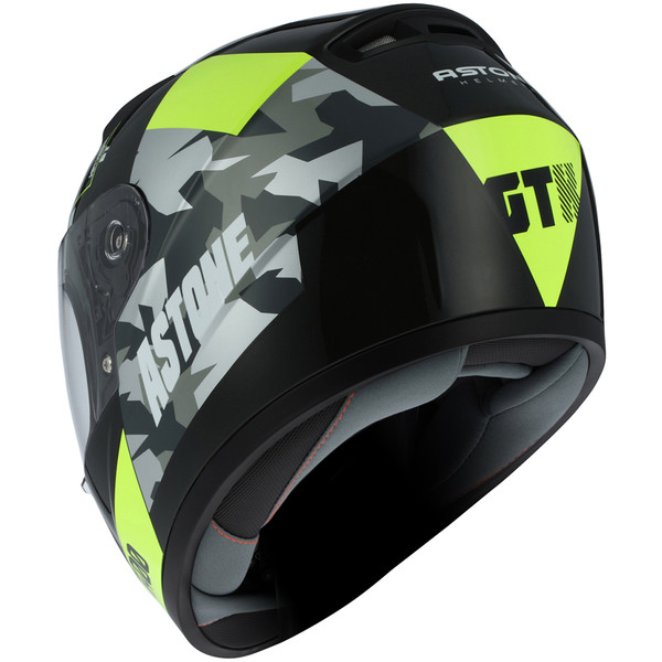 Casque GT2 Kids Graphic Army