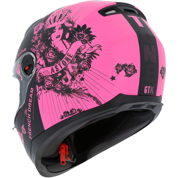 Casque GT2 Kids Graphic Lady Custom