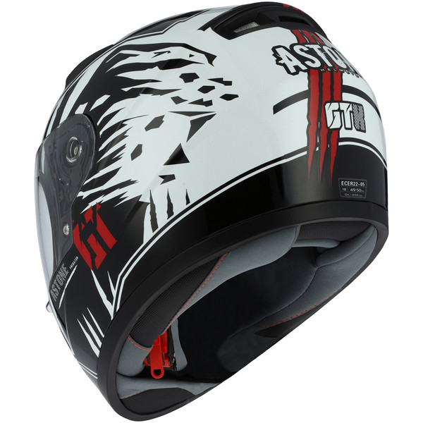 Casque GT2 Kids Graphic Predator