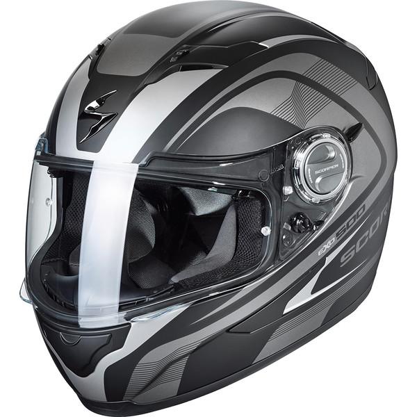 casque exo 500 air focus scorpion moto dafy moto casque int gral de moto. Black Bedroom Furniture Sets. Home Design Ideas