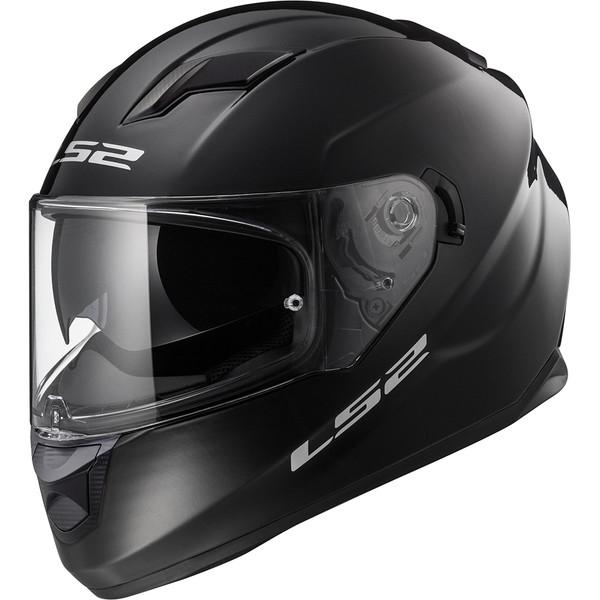 Casque Ff320 Stream Evo Solid Ls2 Moto Dafy Moto Casque Intégral