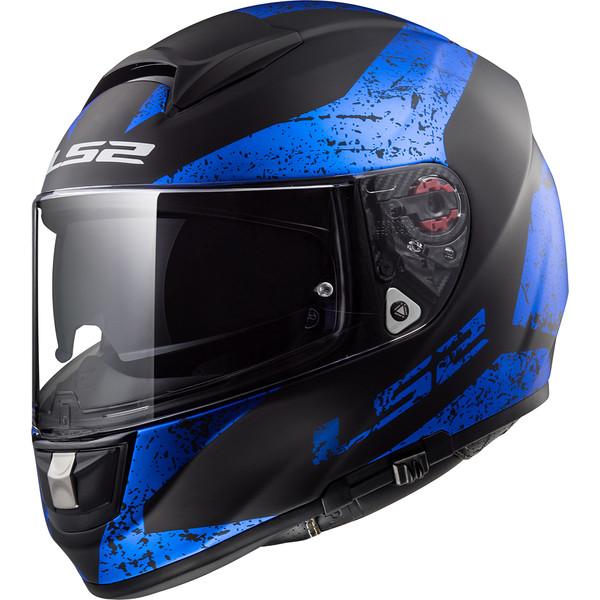 Casque Ff397 Vector Hpfc Evo Sign Ls2 Moto Dafy Moto Casque