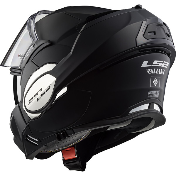 Casque FF399 Valiant Solid