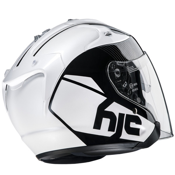 casque fg jet acadia hjc moto dafy moto casque jet de moto. Black Bedroom Furniture Sets. Home Design Ideas