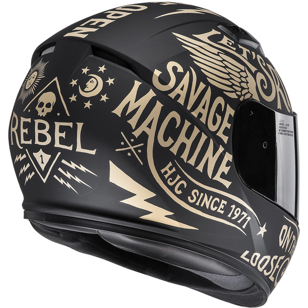 Casque CS-15 Rebel