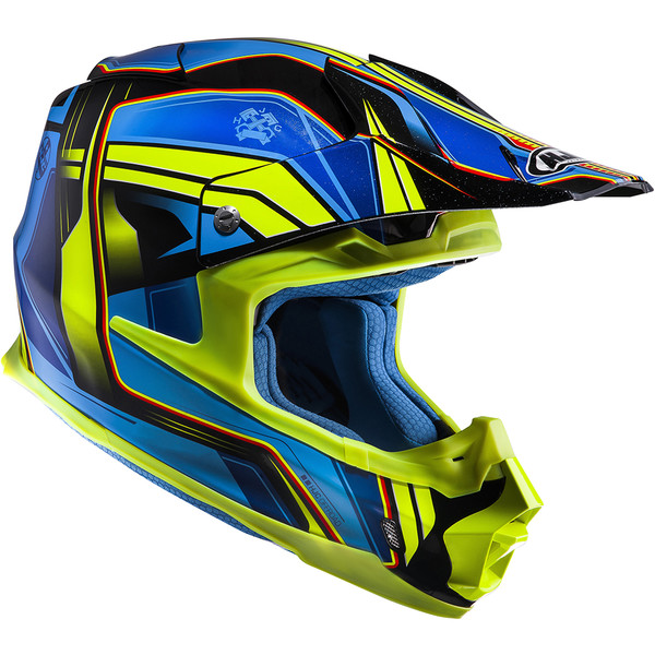 Casque FX-Cross Piston