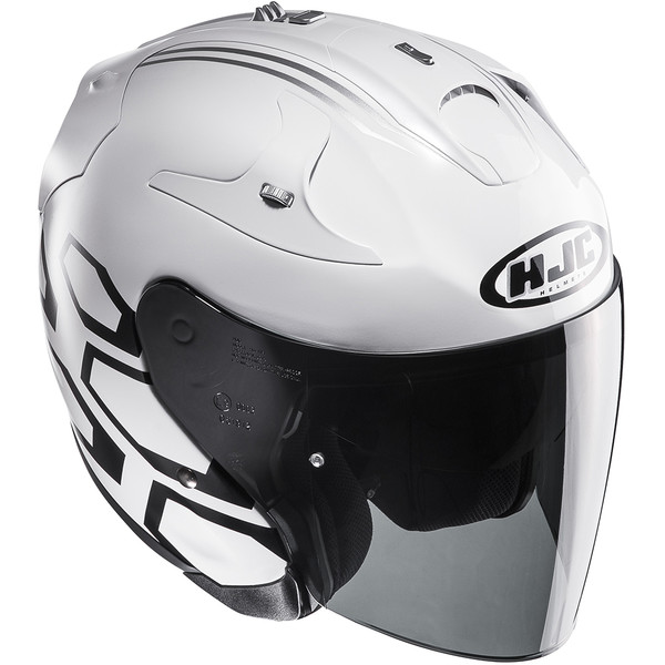 casque fg jet dukas moto dafy moto casque jet de moto. Black Bedroom Furniture Sets. Home Design Ideas