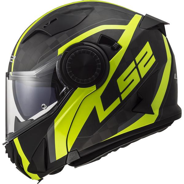 Casque Ff313 Vortex Frame Ls2 Moto Dafy Moto Casque Modulable De Moto