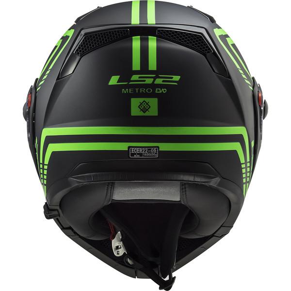 Casque Ff324 Metro Evo Firefly Ls2 Moto Dafy Moto Casque