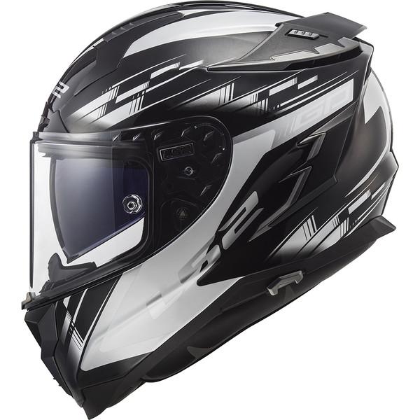 Casque Ff327 Challenger Gp Ls2 Moto Dafy Moto Casque Intégral De Moto