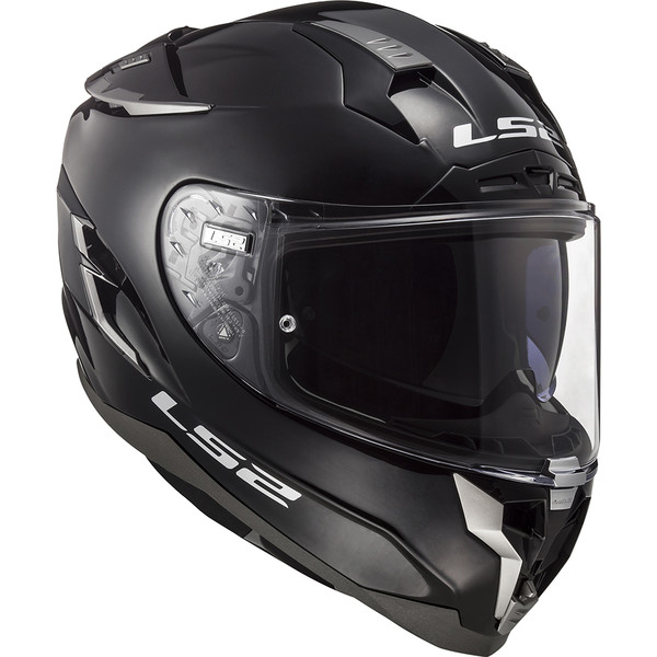 Casque FF327 Challenger Solid