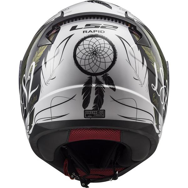 Casque FF353 Rapid Boho