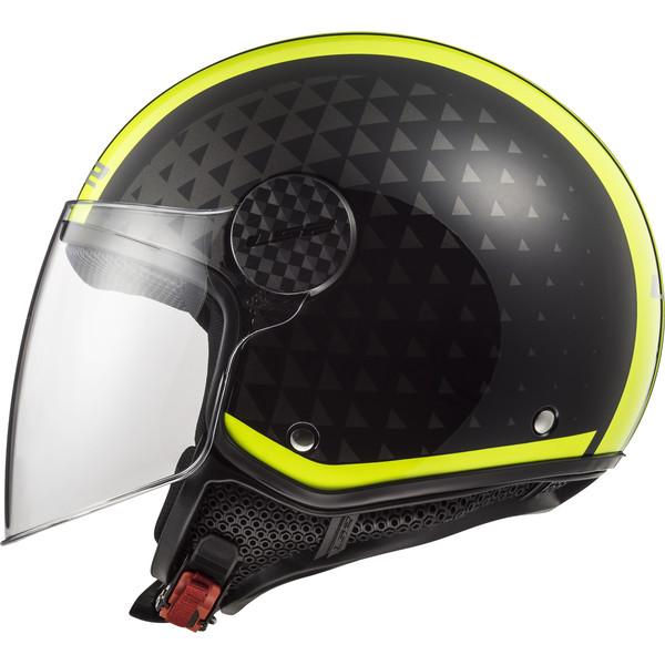 Casque Of558 Sphere Lux Crush Ls2 Moto Dafy Moto Casque Jet De Moto