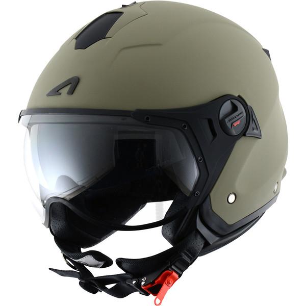 Casque Minijet Sport Monocolor moto : Dafy-Moto, Casque Jet de moto