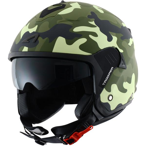 Casque Minijet Trooper Graphic Camo