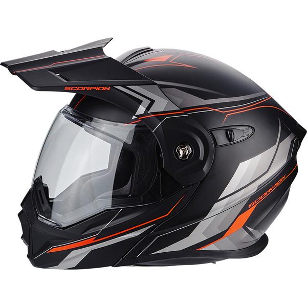 casque adx 1 anima scorpion moto dafy moto casque modulable de moto. Black Bedroom Furniture Sets. Home Design Ideas