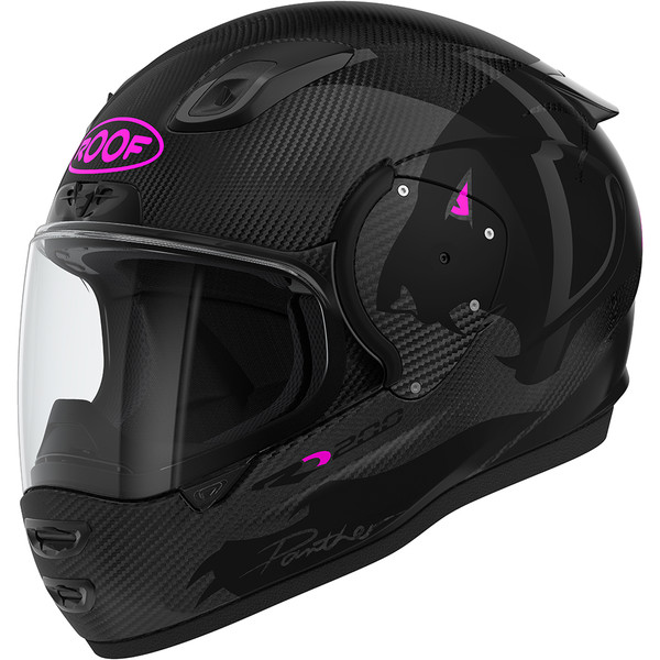 Casque RO200 Carbon Panther