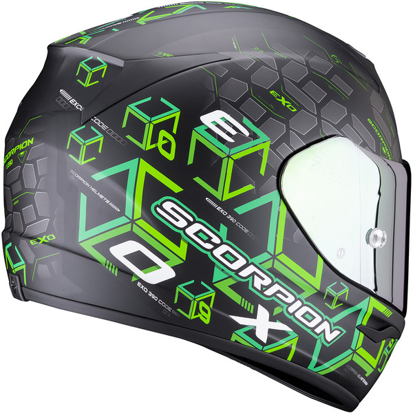 Casque Exo-390 Cube