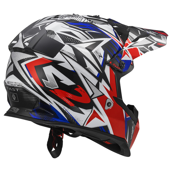 Casque MX437J Fast Mini Strong