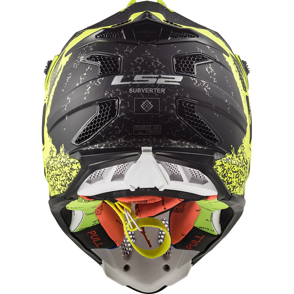 Casque MX470 Subverter Claw