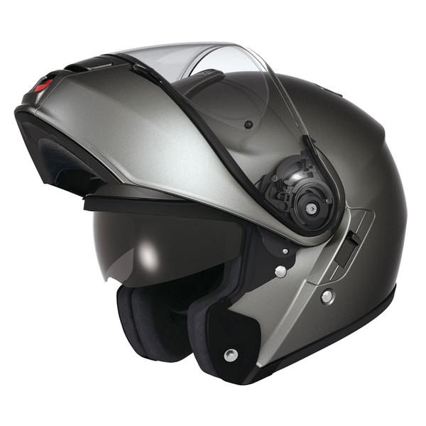 casque neotec shoei moto dafy moto casque modulable de moto. Black Bedroom Furniture Sets. Home Design Ideas