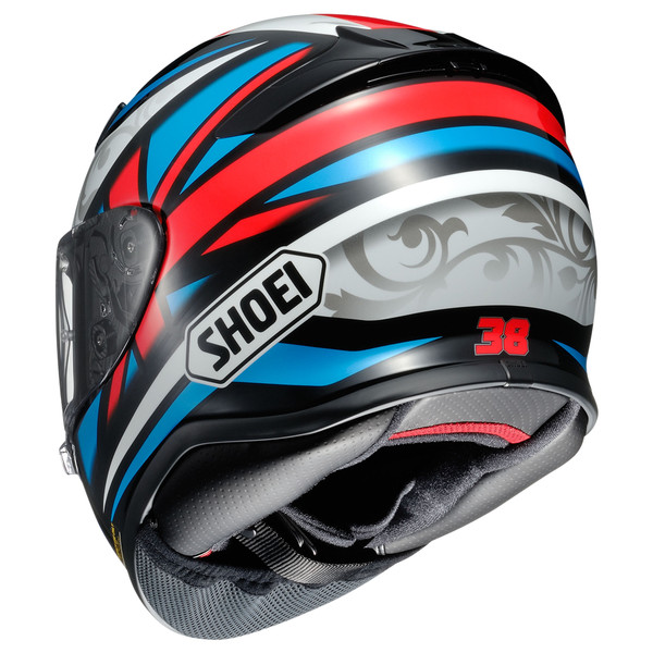 Casque NXR Bradley Smith Replica 2