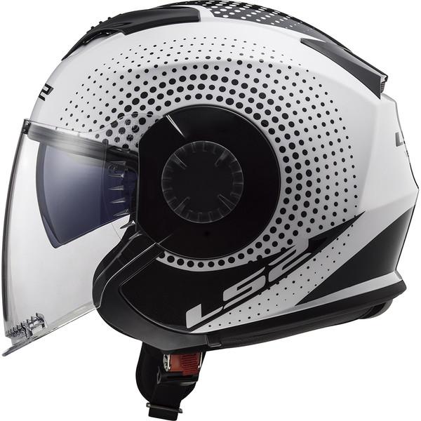 Casque Of570 Verso Spin Ls2 Moto Dafy Moto Casque Jet De Moto