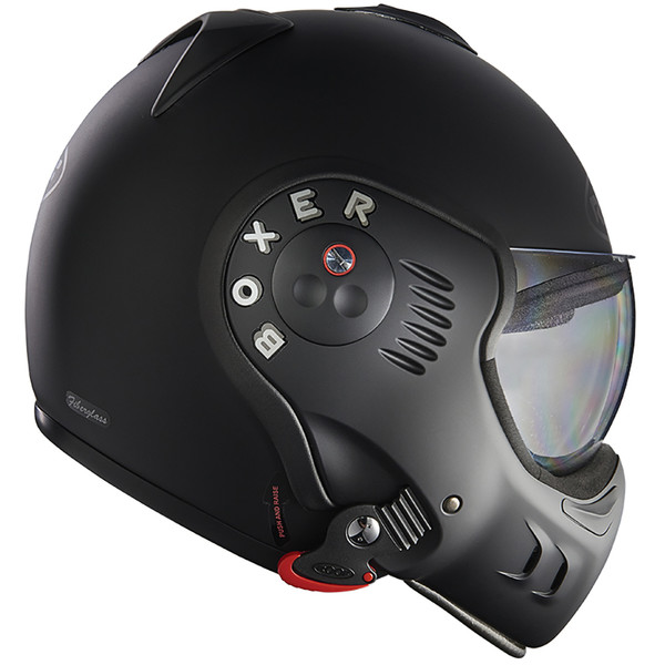 Casque Boxer V8 Full Black