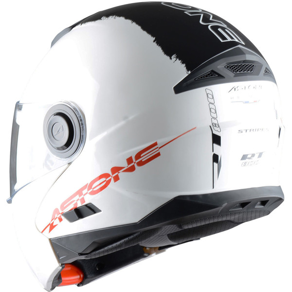 Casque RT 800 Graphic Stripes
