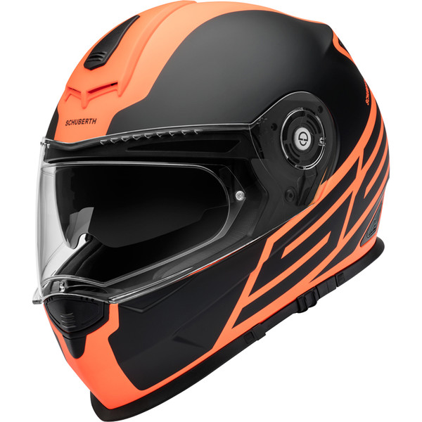 casque s2 sport traction schuberth moto dafy moto casque int gral de moto. Black Bedroom Furniture Sets. Home Design Ideas
