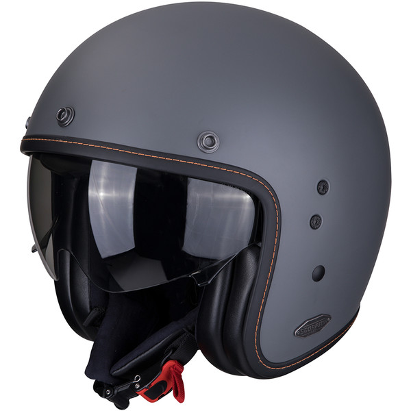 casque belfast solid scorpion moto dafy moto casque jet de moto. Black Bedroom Furniture Sets. Home Design Ideas