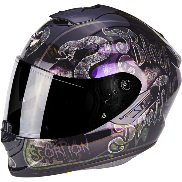 casque exo 1400 air blackspell scorpion moto dafy moto casque int gral de moto. Black Bedroom Furniture Sets. Home Design Ideas