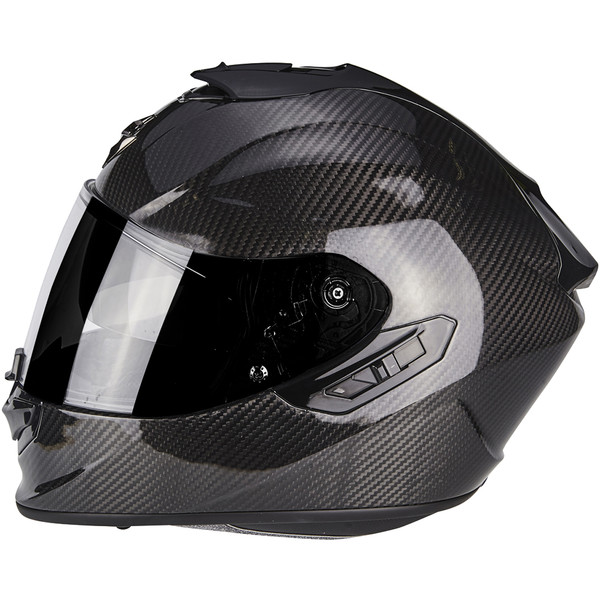 Casque Exo-1400 Air Carbon Solid