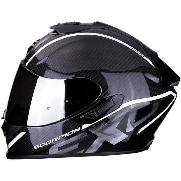 casque exo 1400 air carbon grand scorpion moto dafy moto casque int gral de moto. Black Bedroom Furniture Sets. Home Design Ideas