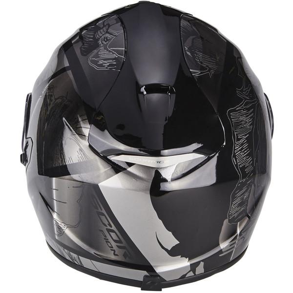 casque exo 1400 air patch scorpion moto dafy moto casque int gral de moto. Black Bedroom Furniture Sets. Home Design Ideas