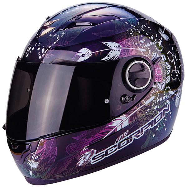 casque exo 490 dream scorpion moto dafy moto casque int gral de moto. Black Bedroom Furniture Sets. Home Design Ideas