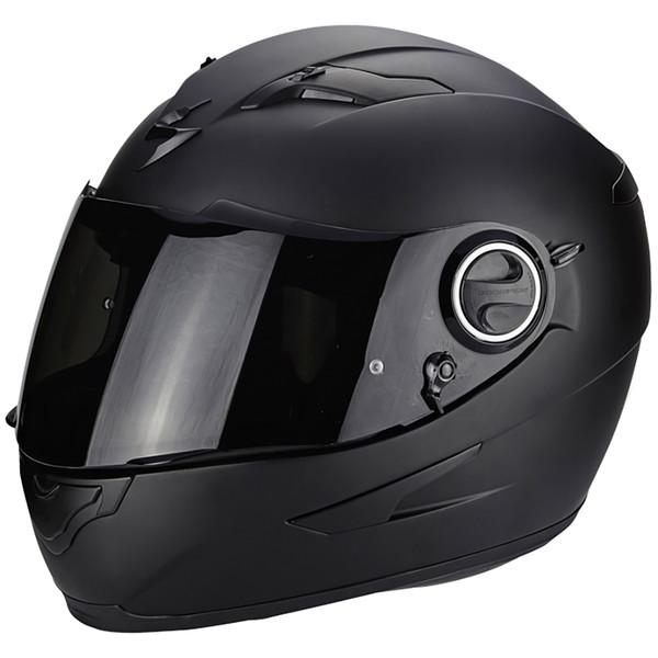 casque exo 490 solid moto dafy moto casque int gral de moto. Black Bedroom Furniture Sets. Home Design Ideas