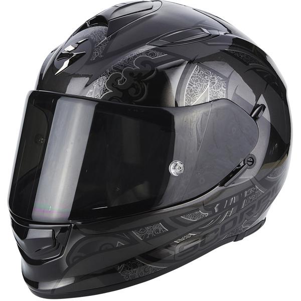 casque exo 510 air arabesc scorpion moto dafy moto casque int gral de moto. Black Bedroom Furniture Sets. Home Design Ideas