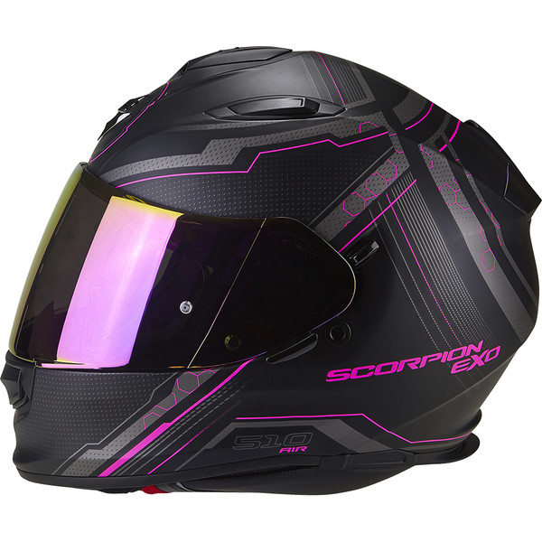 casque de moto scorpion exo 510 air sync scorpion dafy moto casques scorpion exo. Black Bedroom Furniture Sets. Home Design Ideas