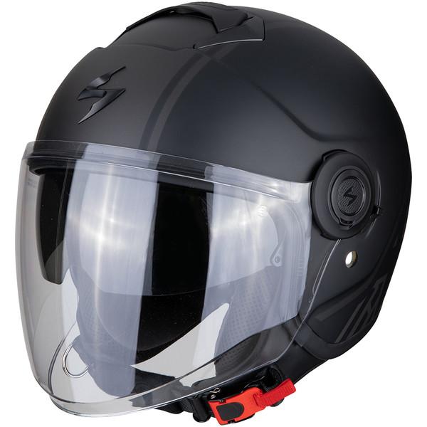 casque exo city avenue scorpion moto dafy moto casque jet de moto. Black Bedroom Furniture Sets. Home Design Ideas