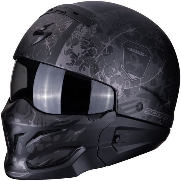 Casque Exo-Combat Stealth