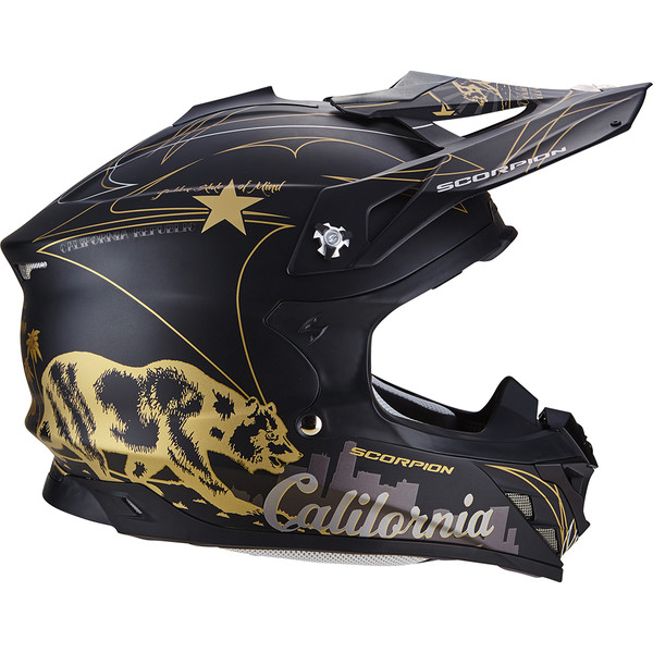 Casque VX15 Evo Air Goldenstate