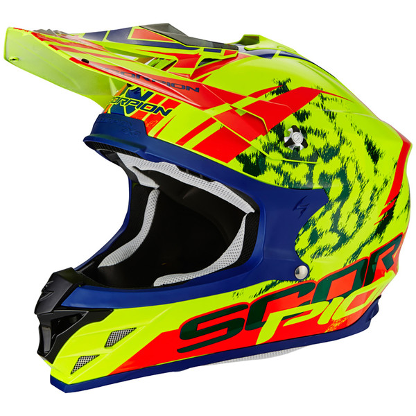Casque VX-15 Evo Air Kistune