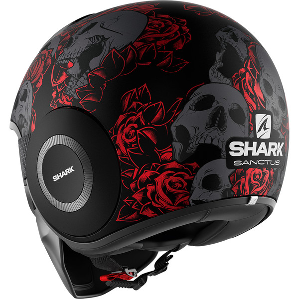 casque drak sanctus mat shark moto dafy moto casque jet de moto. Black Bedroom Furniture Sets. Home Design Ideas