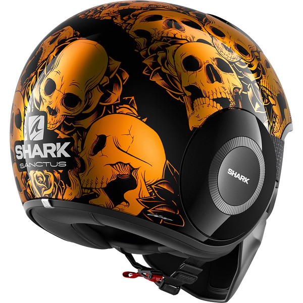 casque drak sanctus shark moto dafy moto casque jet de moto. Black Bedroom Furniture Sets. Home Design Ideas