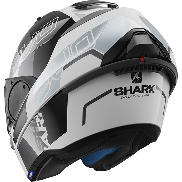 Casque Evo One 2 Slasher Shark Moto Dafy Moto Casque Modulable De