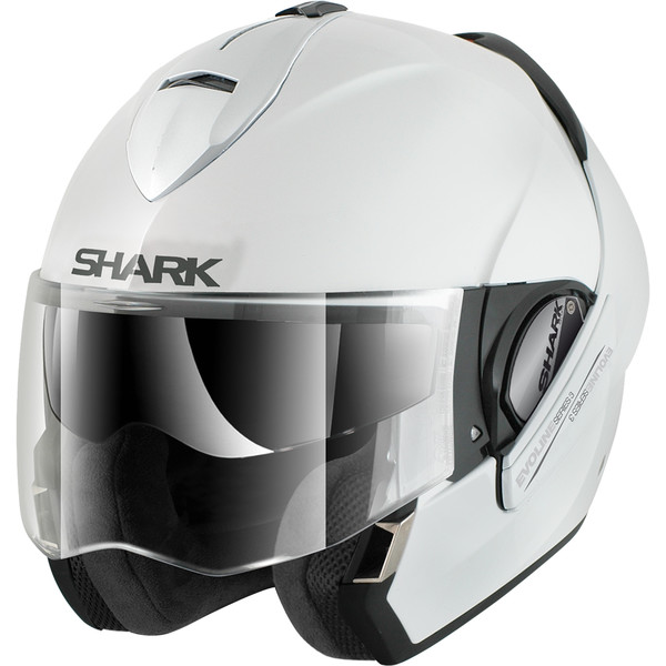 casque evoline series 3 shark moto dafy moto casque modulable de moto. Black Bedroom Furniture Sets. Home Design Ideas
