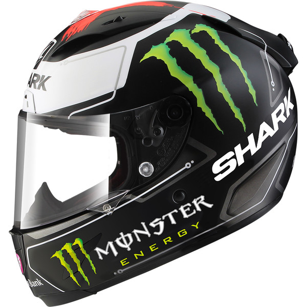 Casque Race-R Pro Lorenzo Monster
