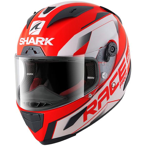 adcf54ad9b0fd Casque Race R Pro Sauer Mat Shark Moto Dafy Moto Casque Intégral
